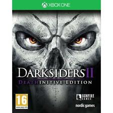 Pal version Microsoft Xbox One Darksiders II
