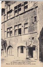 SAINT-ANTONIN 26 maison de la rue gilhem-peyre photo montauban