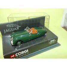 JAGUAR XK 120 OPEN TOP Vert CORGI 02901 1:43
