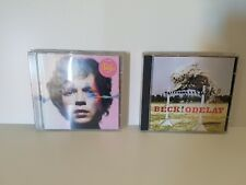 BECK - ODELAY + SEA CHANGE LOTE DE 2 CD ALBUMS