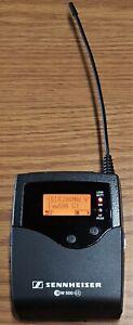 Sennheiser SK500 G3 Wireless Mic Bodypack Transmitter A 516-558 MHz EW500 SK100