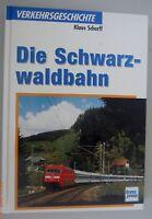 Die Schwarzwaldbahn ~Klaus Scherff 1.Aufl.2001 transpress