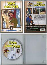 Vintage 1980 - DVD vidéo ''TOM SAWYER'' Volume 2 : épisodes 5 à 7