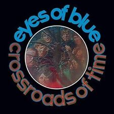 Crossroads of Time 5013929462243 by Eyes of Blue CD