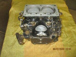 vintage 1940  pratt @ whitney 9 cylinder radial engine stromberg carburetor