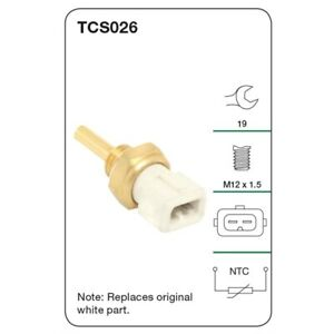 Tridon Coolant sensor TCS026 fits BMW 5 Series 518 (E12) 66kw, 520 i (E28) 92...
