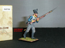 FIRST LEGION NAP0156 PRUSSIAN 11TH LINE INFANTRY MUSKETEER ADVANCING WITH SHAKO