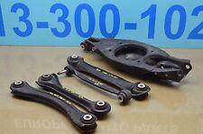 05-11 R171 MERCEDES SLK280 SLK350 REAR RIGHT PASS SIDE CONTROL ARMS 5 PIECE OEM
