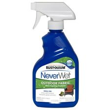 Rust-Oleum NeverWet Clear Waterproofer Outdoor Fabric Spray Water Repelling
