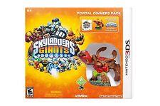 SKYLANDERS GIANTS PORTAL OWNERS PACK (2012) NINTENDO 3DS N3DS **BRAND NEW**