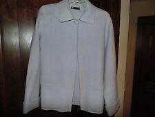 Carole Little Lavender Wool Jacket! Gorgeous! Size M