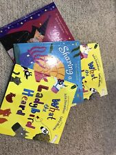 what the ladybird heard And Other Stories 3 Books Julia Donaldson Box Set
