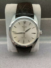 Rolex 6424 Rare Vintage  Manual Wind Mens  Large 36mm Watch