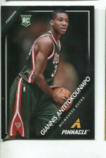 2013-14 Panini Pinnacle #5 Giannis Antetokounmpo RC Rookie Bucks