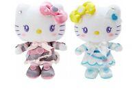 【Sanrio Plush doll】Hello Kitty x Futari wa Pretty Cure (Kitty &  Mimmy)  NEW