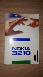 Anleitung Bedienungsanleitung Nokia 3210
