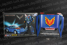 Takara Tomy Transformers Masterpiece MP-25 Tracks Figure w/ COIN 100% Authentic