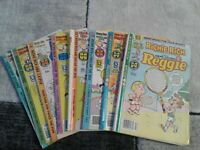 Richie Rich Harvey Comic Book Lot of 8