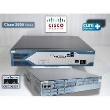 CISCO 2821 256D/128MB CCENT CCNA CCNP CCIE LAB KIT  CME 8.6, IOS 15.1(4)M