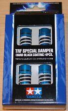 Tamiya 42102 TRF Special Damper (Black Hard Coated) (TT01/TT02/XV01/TRF417), NIB