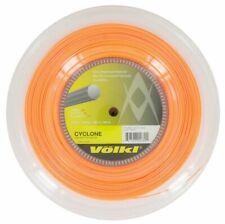 VOLKL CYCLONE TENNIS STRING - 1.20MM 18G - 200M REEL - ORANGE - RRP £120