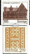 Sweden 1193-1194 (complete issue) unmounted mint / never hinged 1982 Museum