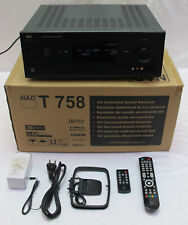 NAD T758 AV Surround Receiver T 758 HDMI 3D Ready