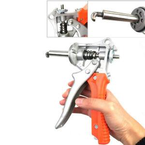 Car Dent Repair Tool Edge Trimming Pliers Flat Hole Caliper Automotive Tools