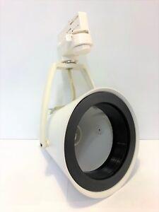 JCC JC88022 Tosca Halogen Track Fitting Britespot E27 PAR30 75/100W White