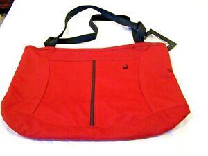 Victorinox red travel tote beach bag gym bag