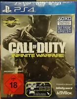 Call of Duty infinite warfare Ps4 (Sony PlayStation 4) spezial Edition NEU OVP