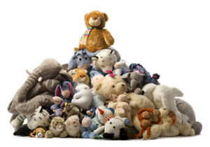 Used Second hand Soft Toys Wholesale Job Lot