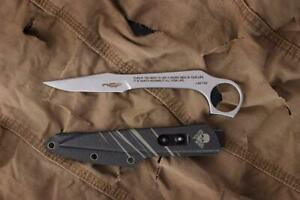 Russisches Messer Naked Knife Thorn N.C. Customs