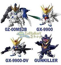 Bandai SD Gundam Next 13 Gashapon (Set of 4) GX-9900 OZ-OOMS2B GX-9900-DV