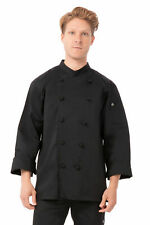 Chef Works Mens Montpellier Chef Coat Cobl