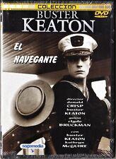 Buster Keaton: EL NAVEGANTE, EL GUARDAESPALDAS y UNA SEMANA.