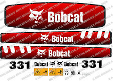 BOBCAT 331 MINI DIGGER DECAL SET