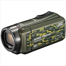 JVC video camera Everio R Wi-Fi Built-in memory  GZ-RX600-G Camouflage 64GB USED