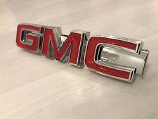 GM GMC Grill Emblem 1977 to 1980 Truck Grille Royal Sierra CK C30