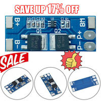 2S 8A 7.4V8.4V 18650 Li-ion Lithium Battery Charger BMS Protection PCB Board Hot