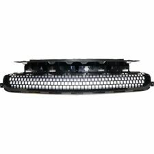 For Challenger 11-14, CAPA Grille Assembly, Textured Black, Plastic