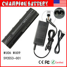 Laptop Battery 593553-001 for HP 2000-425NR Notebook MU06 593555-001 6-Cell