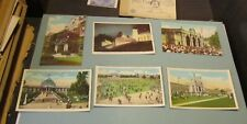 WWI Era Toronto Canadian National Exhibition 6 Postcard Lot Buildings Grounds