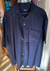 Brand New Linen Shirt Men's 5xl. C3