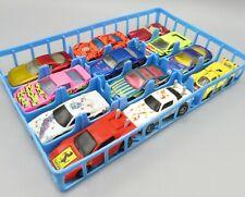 Vintage 1980s Hot Wheels Matchbox Lot of 12 Race Cars Hot Rod