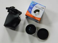 NOS Zeikos Pro High Def. Wide Angle Lens 37mm 0.45x