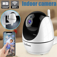 1080P WiFi Indoor Smart Security Camera Home Baby Wireless Night Vision Monitor