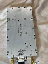 Emp-05-001 Rvs Freq:724-849 Mhz