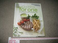 Weight Watchers Cooking For One ProPoints Hardback Recipe Book