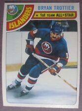 1978-79 Topps #10 Bryan Trottier New York Islanders